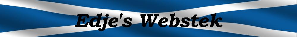 edwinedje's webstek